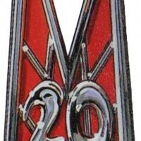 1946-1950. GAZ-M-20 Pobeda (1st generation)