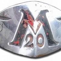 1946-1958. GAZ-M-20 Pobeda