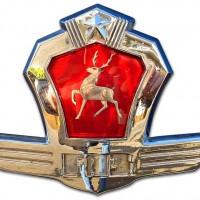1959-1962. GAZ-21 (2nd generation)