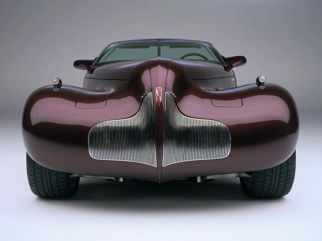 2000. Buick Blackhawk Concept