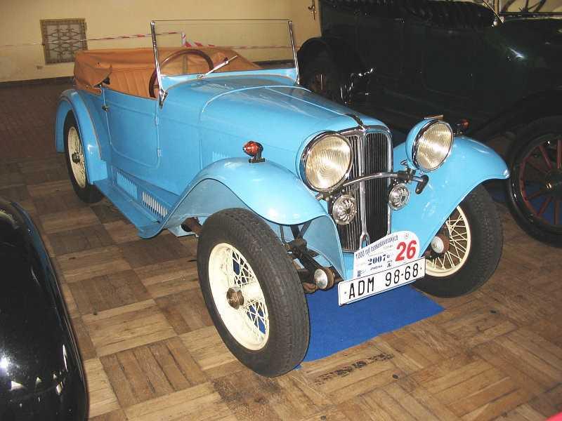 1931.Aero 662 Roadster