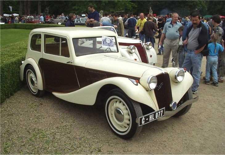 1934.Aero 30 Sedan