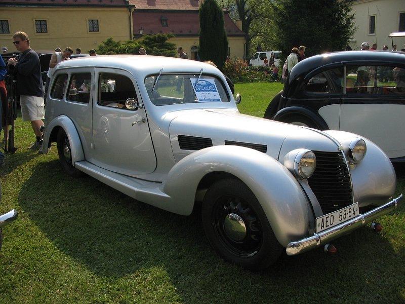 1936. Aero 30 Universal