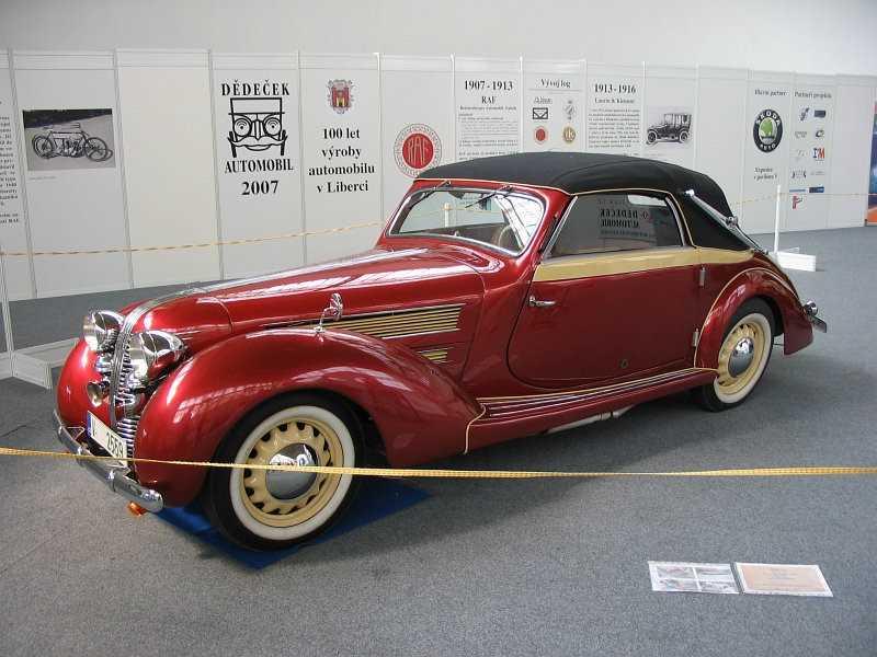 1936.Aero 50 Cabriolet Sodonka (2)
