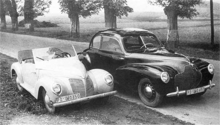 1941.Aero L750 Pony Aero R 1500 Rekord (Concept)