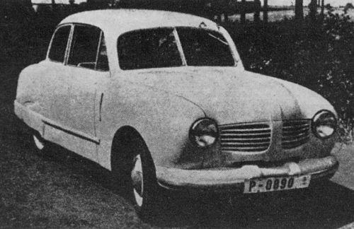 1951.Aero Minor III (Concept)