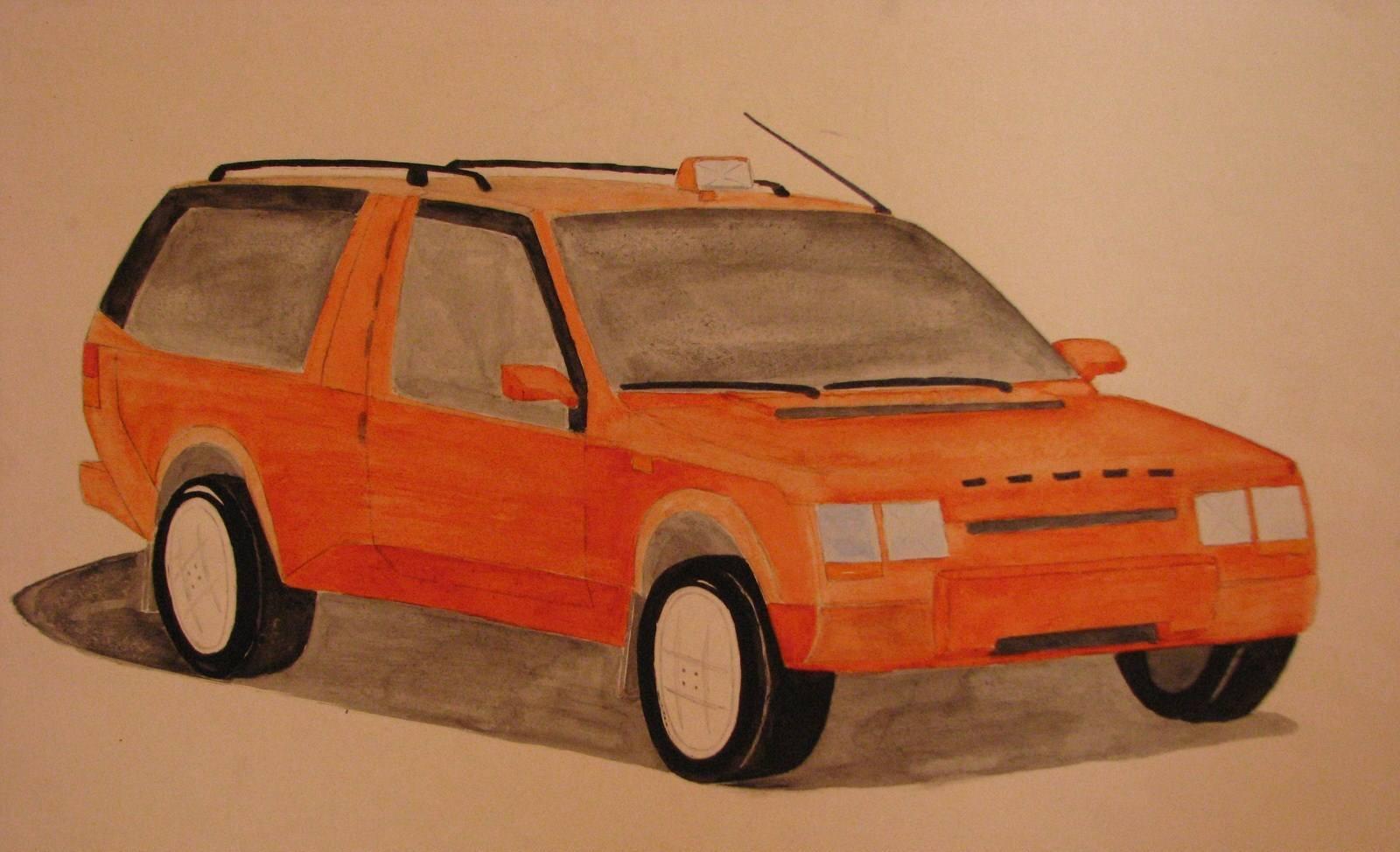 1988. Jeep Concept
