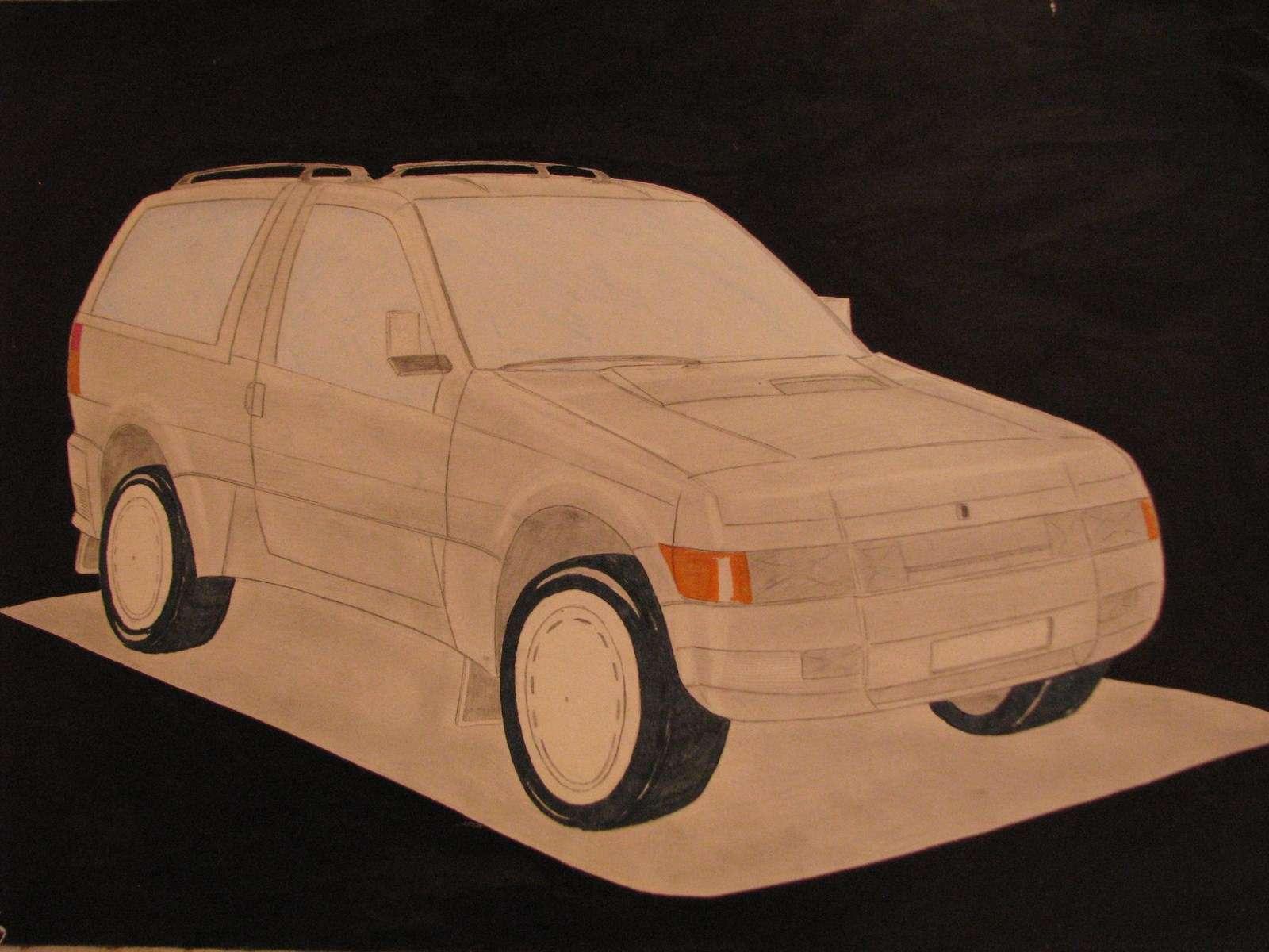 1989. Lada Niva