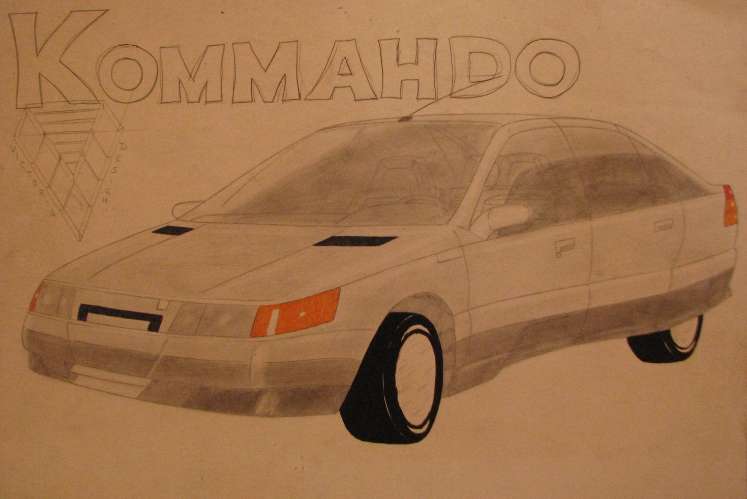 1990. Kommando