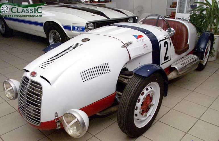 Aero Minor Le Mans