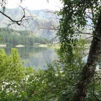 Озеро Чемал