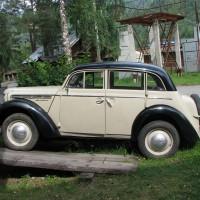 """Из автомобильной коллекции """"Турсиба"""""""