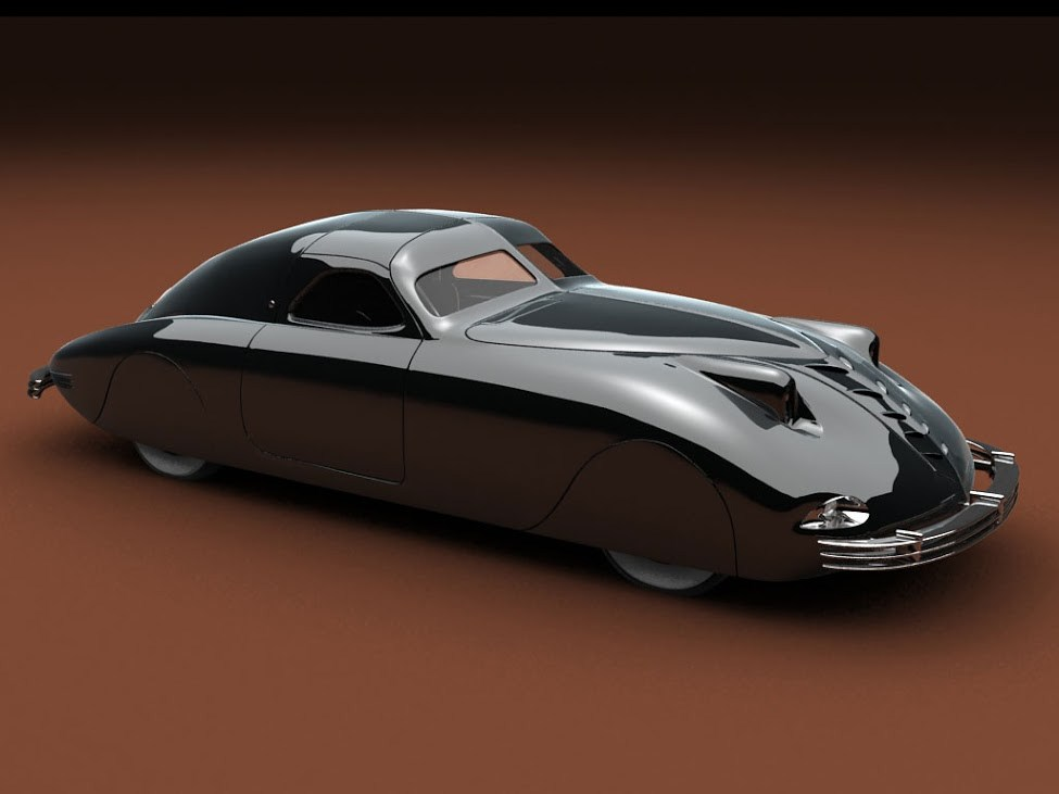 1938. Phantom Corsair (Concept)