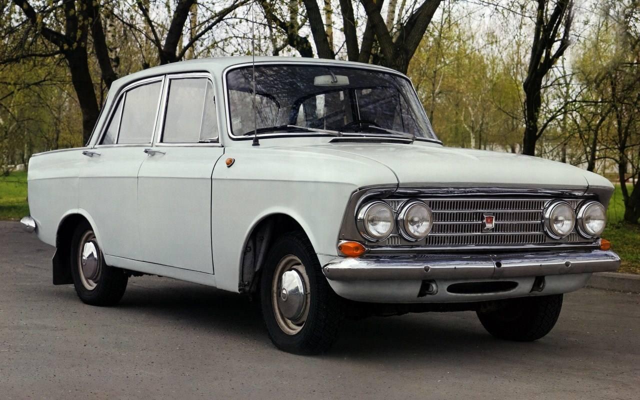 1969-1975. AZLK Moscvich 408IE