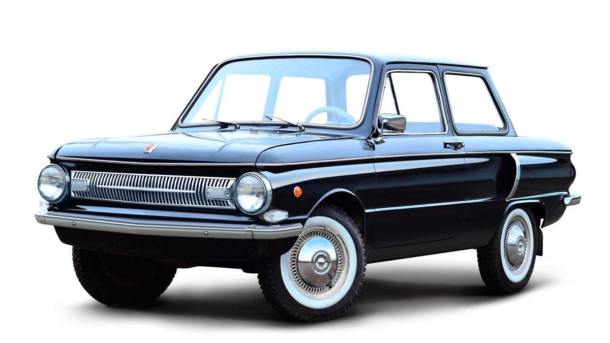 1966-1973. ZAZ 966 Zaporojec