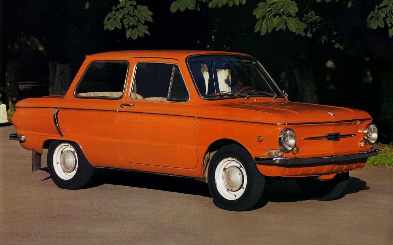 1973-1980. ZAZ 968A Zaporojec