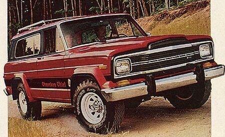1980.Jeep Cherokee