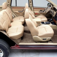 1998–2004. Jeep Grand Cherokee (WJ)