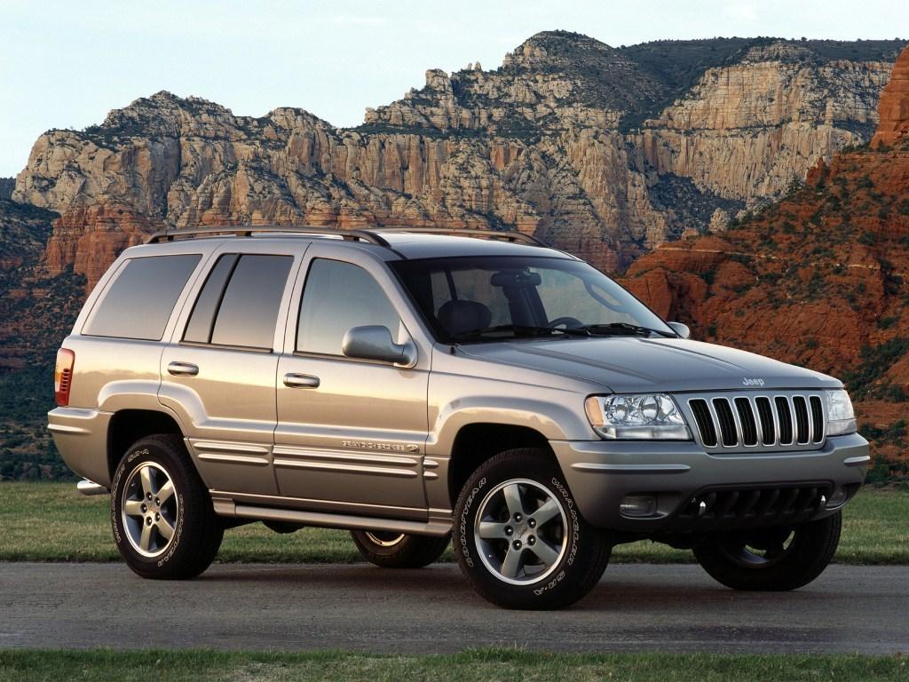 2002-2004. Jeep Grand Cherokee Overland (WJ)(1)