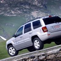 2002-2004. Jeep Grand Cherokee Overland (WJ)(2)