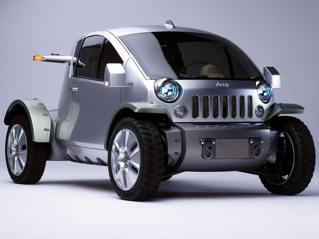 2003. Jeep Treo (Concept)(1)
