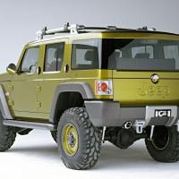 2004. Jeep R Rescue (Concept)