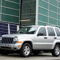 2005-2007. Jeep Cherokee Limited UK-spec (KJ)