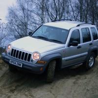 2005-2007. Jeep Cherokee UK-spec (KJ)