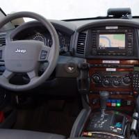 2005-2007. Jeep Grand Cherokee Binz NEF (WK)