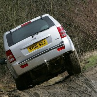 2005-2007. Jeep Grand Cherokee CRD Limited UK-spec (WK)