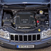 2005-2007. Jeep Grand Cherokee CRD Limited (WK)