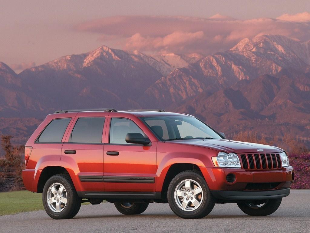 2005-2007. Jeep Grand Cherokee (WK)