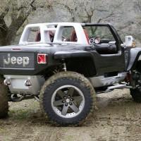 2005. Jeep Hurricane Concept