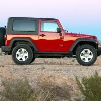 2007–2010. Jeep Wrangler Rubicon (JK)