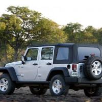 2007–2010. Jeep Wrangler Unlimited Rubicon (JK)