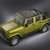 2007–2010. Jeep Wrangler Unlimited Sahara (JK)
