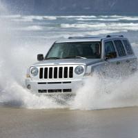 2007-2010. Jeep Patriot EU-spec