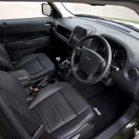2007-2010. Jeep Patriot UK-spec