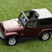 2007-2010. Jeep Wrangler Sahara EU-spec (JK)