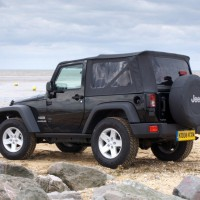 2007-2010. Jeep Wrangler Sport UK-spec (JK)