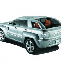2007. Jeep Trailhawk Concept