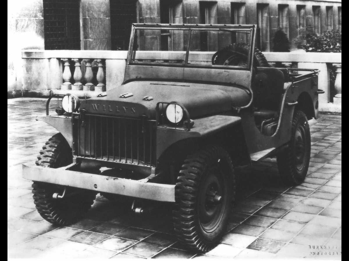 1941. Willys MA