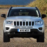 2011–н.в. Jeep Compass UK-spec