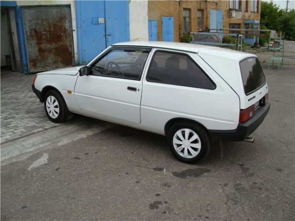 1992. ZAZ Tavria Nova 110247-40