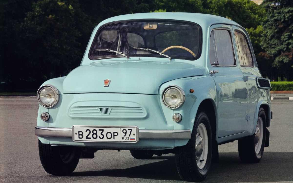 1962-1969. ZAZ 965A Zaporojec