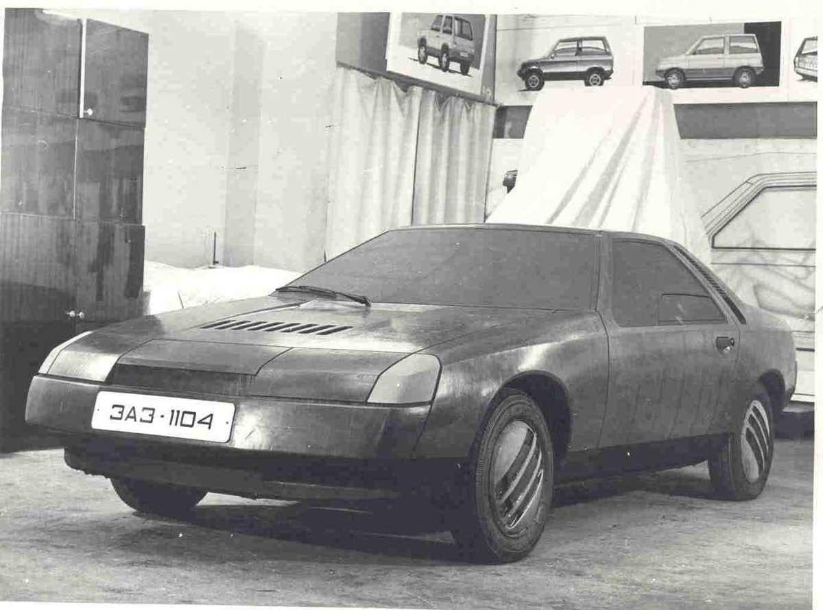 ZAZ 1104 (Concept)