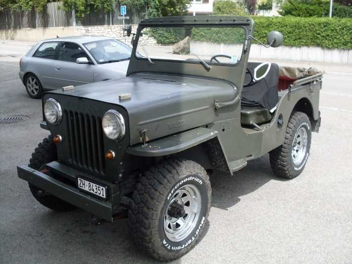 Jeep Willys CJ-3B 1953-1968 (1953) (03) [AA1]
