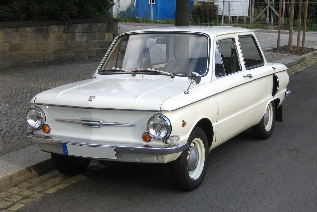 1971-1978. ZAZ 968 Zaporojec