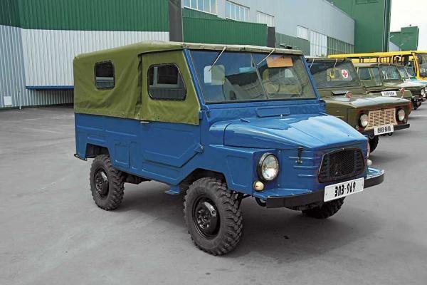 1964. ZAZ 969 (Concept)