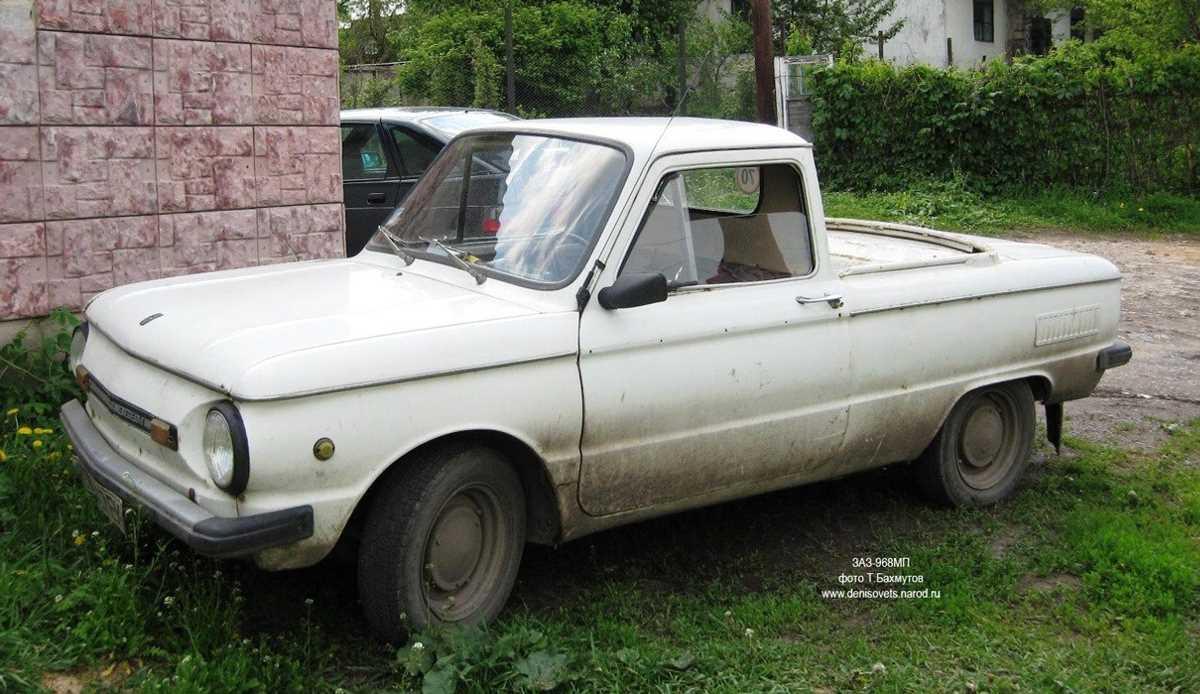 1987-1992. ZAZ 968MP Zaporojec